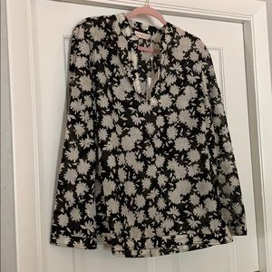 NWT Tory Burch floral tunic